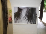 One of my Picbod images hung up